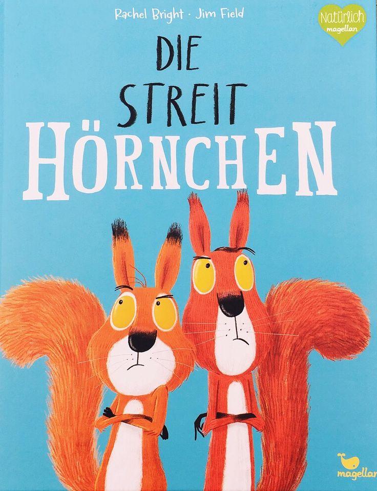 die streithörnchen  bilderbücher für kinder bücher für