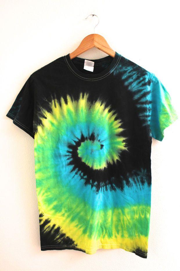 Best 25 tie dye shirts ideas on pinterest diy tie dye for Black and blue tie dye t shirts