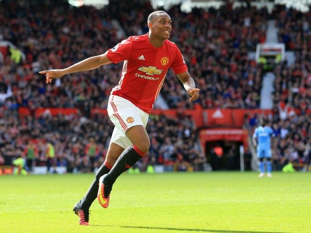 Result: Anthony Martial, Zlatan Ibrahimovic at the double to send Manchester United through
