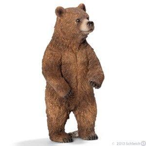 Schleich 14686 Grizzly beer vrouwelijk