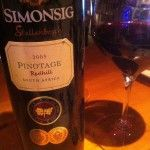 Simonsig - Stellenbosch - Pinotage - Redhill - South Africa - http://www.wine4melomanes.com/simonsig-stellenbosch-pinotage-redhill-south-africa/