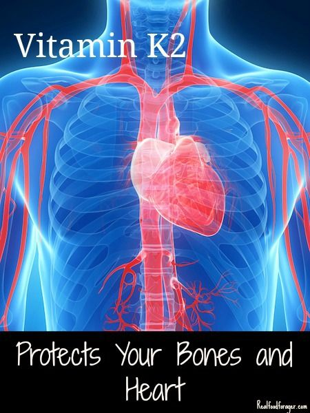 Post image for Vitamin K2: The Critically Overlooked Vitamin that Protects Your Bones and Heart