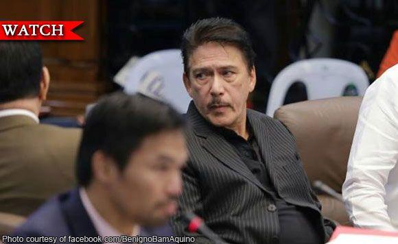 Senator Tito Sotto: Senate won't pass death penalty bill by June