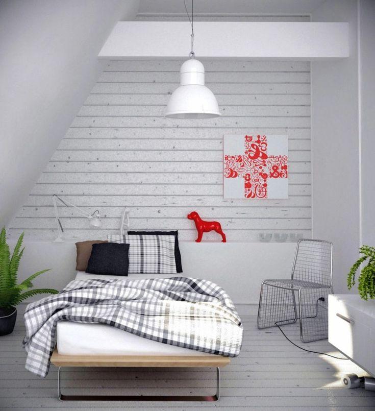 laminado de madera pintado de blanco
