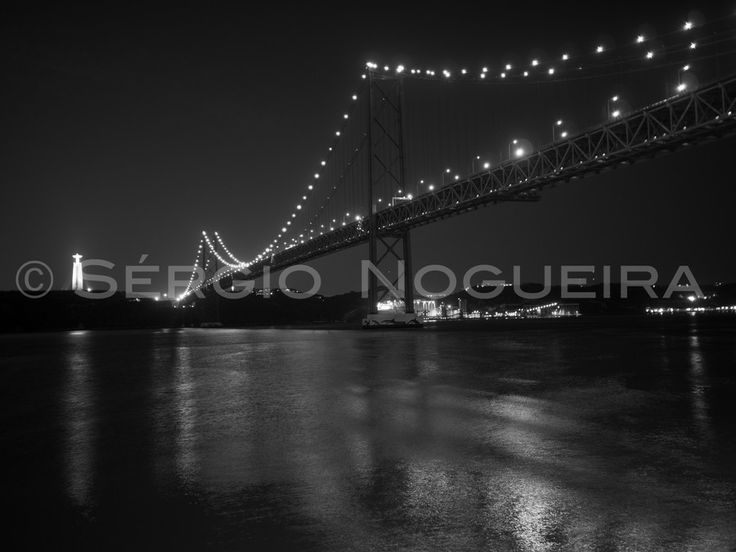 Lisbon @ night by Sérgio Nogueira on 500px