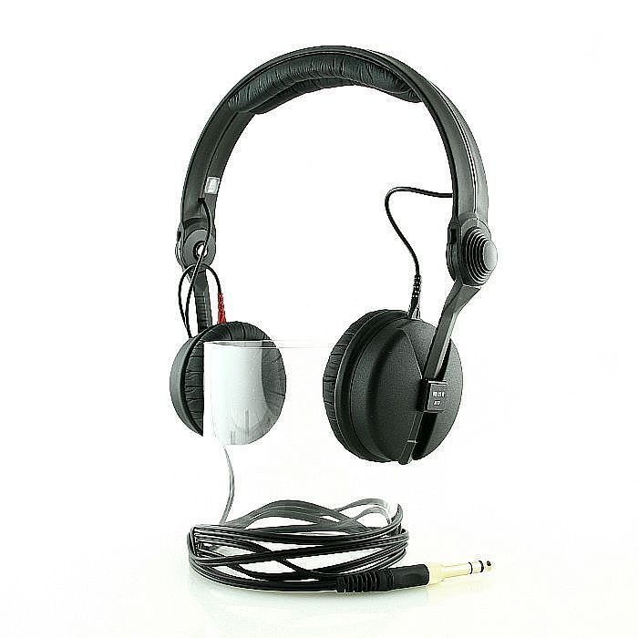 Sennheiser HD25 II Professional Headphones at Juno Records