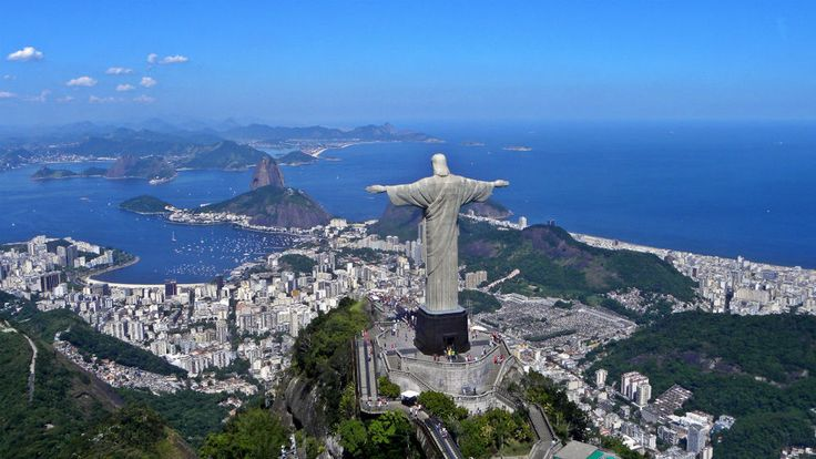 The statue of the Christ is one of the most well known images in the world: | 27 Photos That Celebrate The Beauty Of Rio De Janeiro's Cristo Redentor