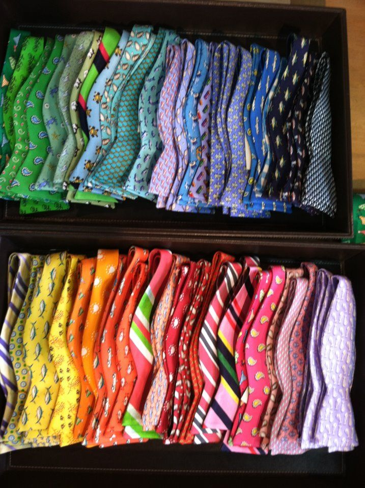 Bow Ties - by color