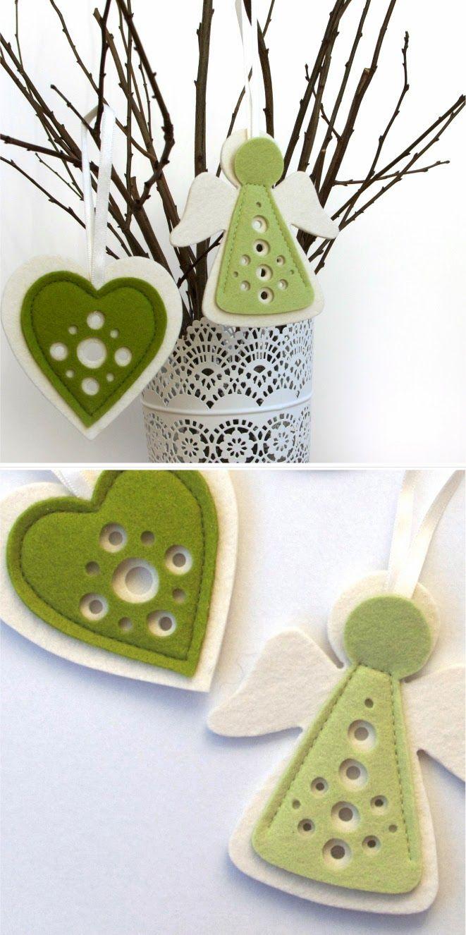 DIY Christmas Ornaments: Mariela Dias