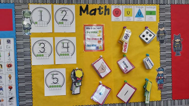 Colors and Kindergarten: First Week Back!