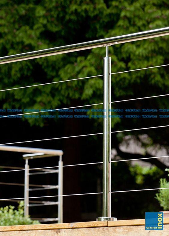 Général Inox, c'est un concept des #kit sur mesure et sans soudure que l'on peut monter soi-même. Livrés en #kit, nos #gardes #corps ont été conçus de façon à être montés sans difficulté technique majeure. Tous nos produits s'assemblent facilement. L'assemblage est rapide, propre et définitif. Le gain de temps réalisé lors du montage est apprécié par tous nos clients. La finition parfaite de nos produits et la précision en matière d'assemblage garantissent une mise en œuvre idéale…