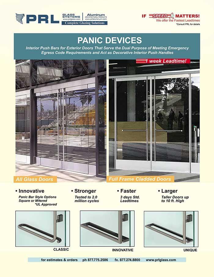 Panic Door Systems Crash Bars Devices Glass Entrance Doors Door Suppliers Glass Door