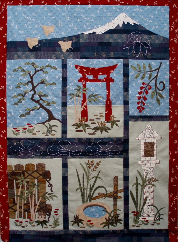 126 Best Scrappy Crazy Quilt Ideas With Japanese Fabric Elements