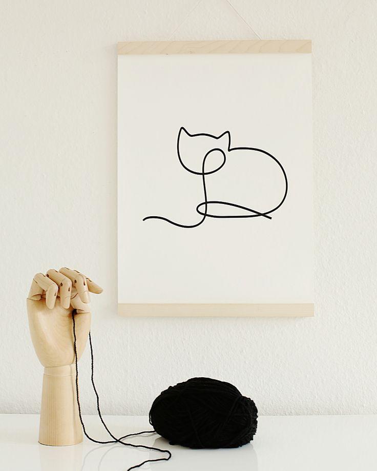 Lovely Online Shop f r fr hliche Kunstdrucke mit lyrischem Sahneh ubchen fritz u froh Kunstdrucke