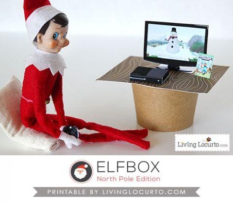 61 besten elf bilder auf pinterest weihnachtsideen. Black Bedroom Furniture Sets. Home Design Ideas