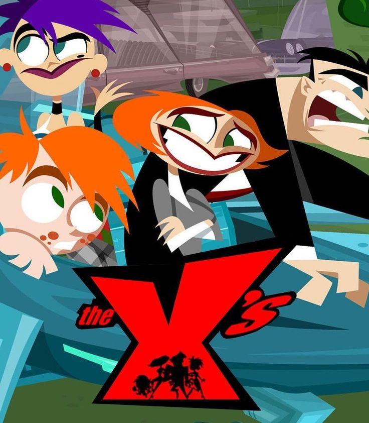 Alte Nickelodeon Serien