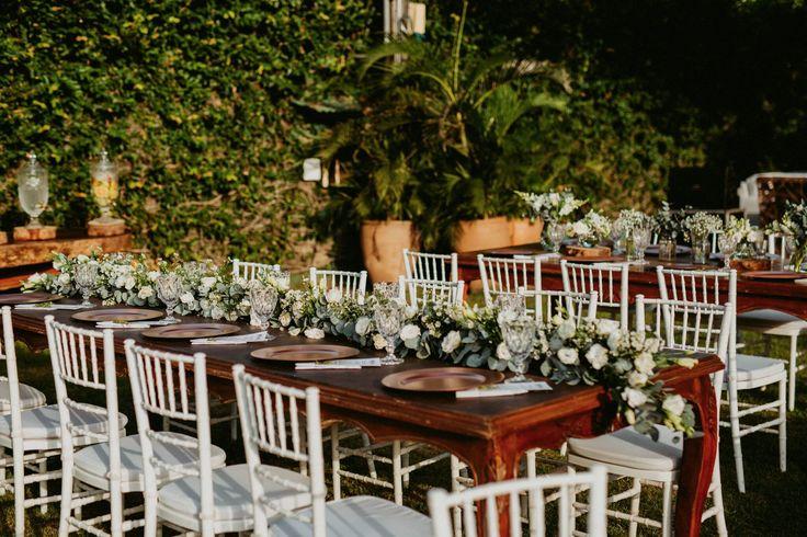 Nosso jardim - casamento @viihrocha