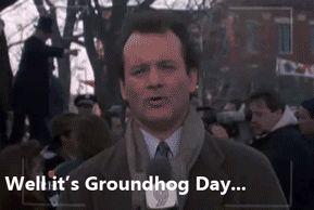 22 Amazing Groundhog Day GIFs Featuring Bill Murray - GIFsplosion