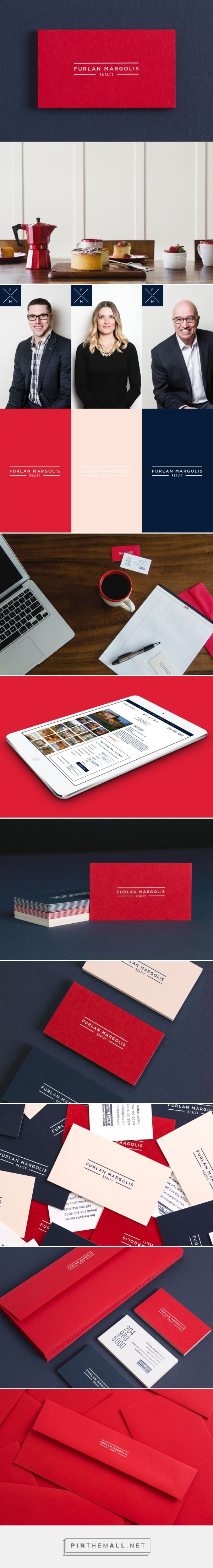 Furlan Margolis Realty Branding by One Plus One Design | Fivestar Branding – Design and Branding Agency & Inspiration Gallery