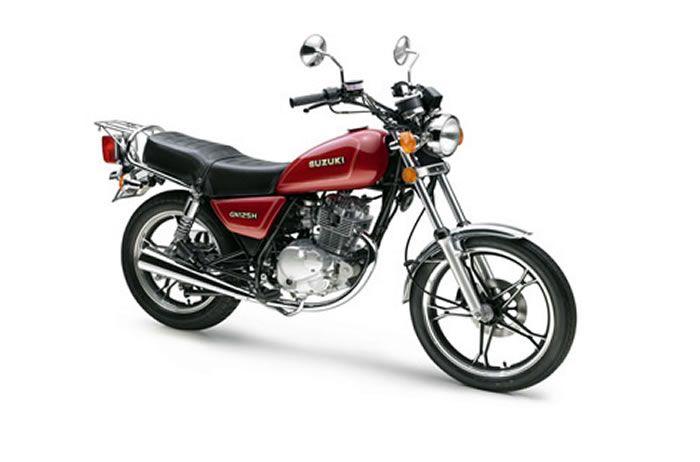Suzuki Motos | GN125H