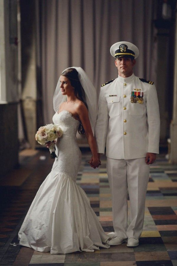 492 best white weddings images on pinterest white for Free wedding dresses for military brides