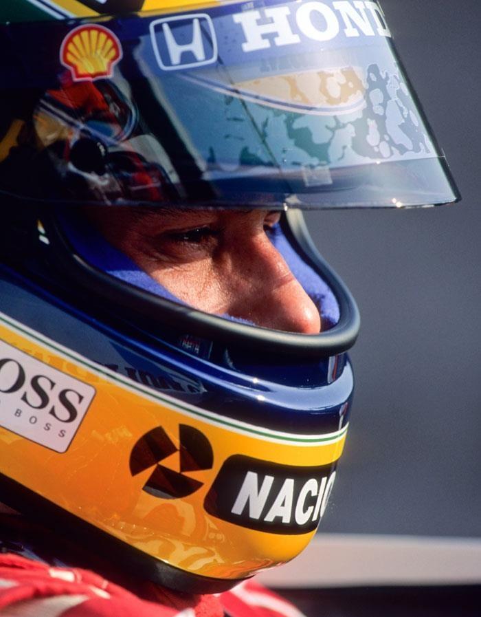 Ayrton na McLaren
