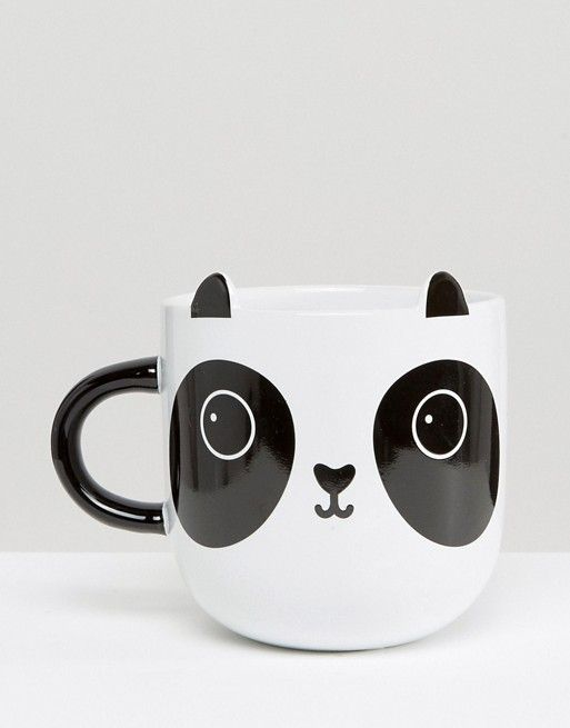 Sass & Belle Panda Mug