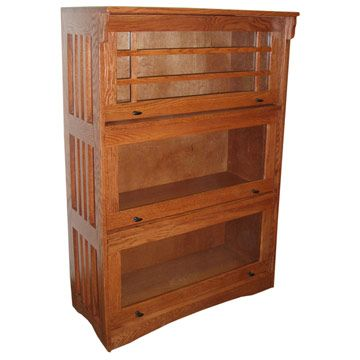 Free Woodworking Plans Barrister Bookcase - Downloadable Free Plans