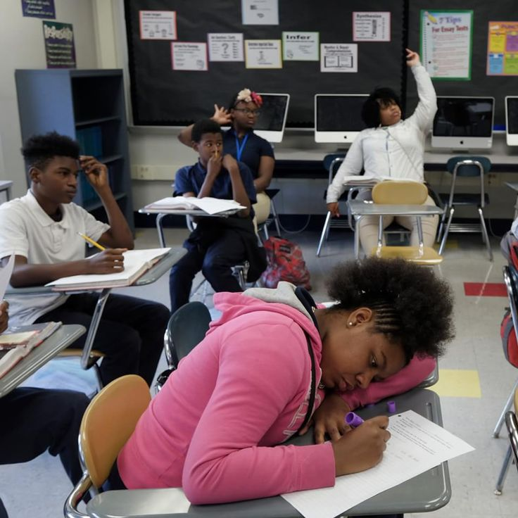 High-poverty Schools Often Staffed By Rotating Cast Of