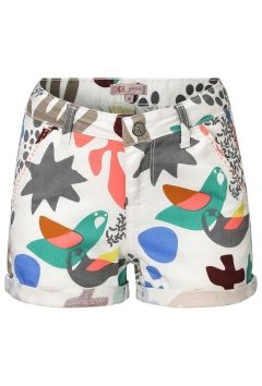 High Summer - Girls   Fashion   Print   Colorful   New Collection   Inspired   Summer   White   Short