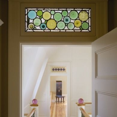 10 Old House Features We Were Wrong to Abandon.Transom windows are panels of glass above doors in old homes, especially those built in the Mission or Arts and Crafts styles. They admitted natural light to front hallways and interior rooms before the advent of electricity, and circulated air even when doors were closed for privacy.