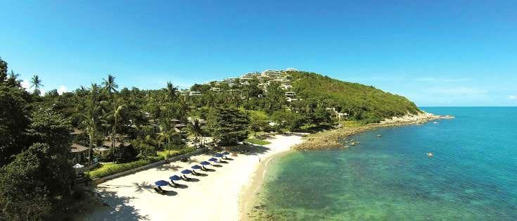 Koh Samui Resort | Outrigger Koh Samui Beach Resort | Thailand