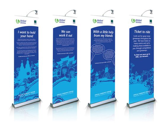 20 Creative Vertical Banner Design Ideas