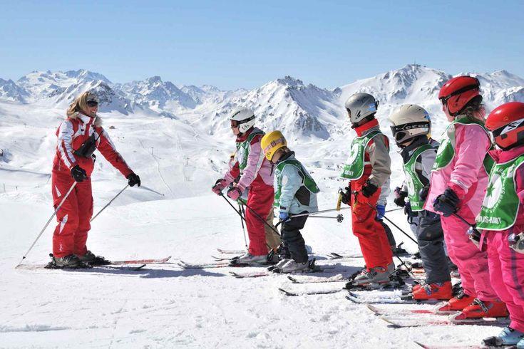 Stațiuni de schi pentru odihna cu copiii | http://www.viza.md/content/sta%C8%9Biuni-de-schi-pentru-odihna-cu-copiii