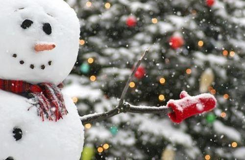 Frosty the snowman... 鉂わ笍