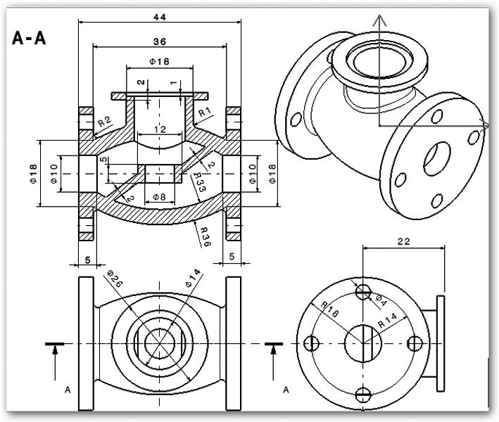 models and drawings for exercise solidworks  0001