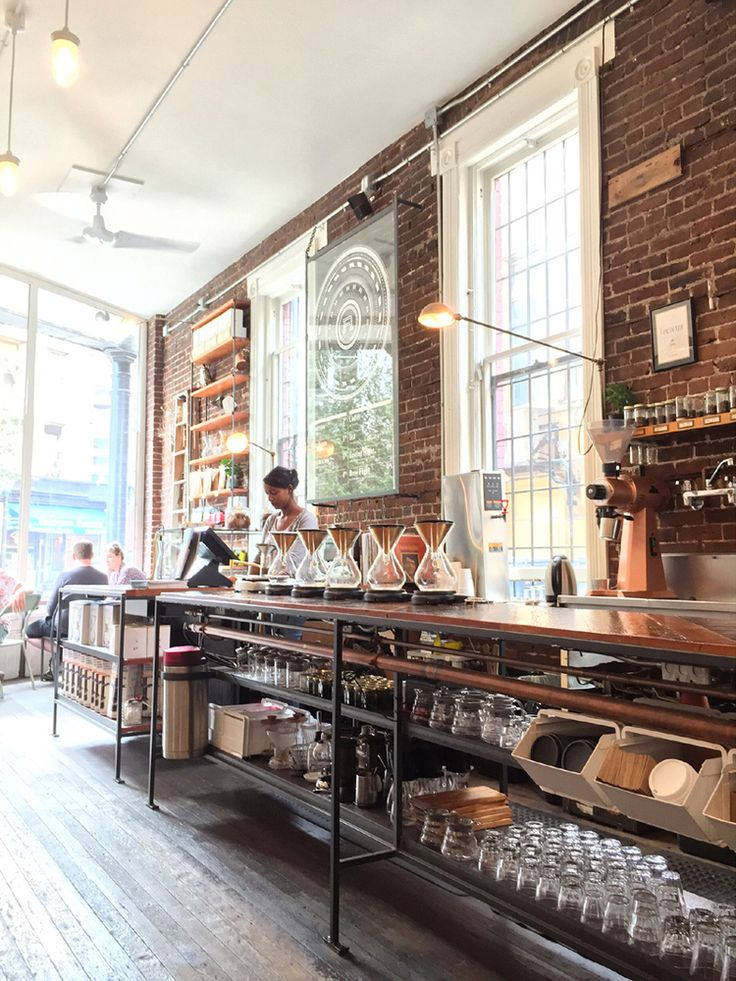 Revolver Coffee, Cambie Street, Gastown, Vancouver