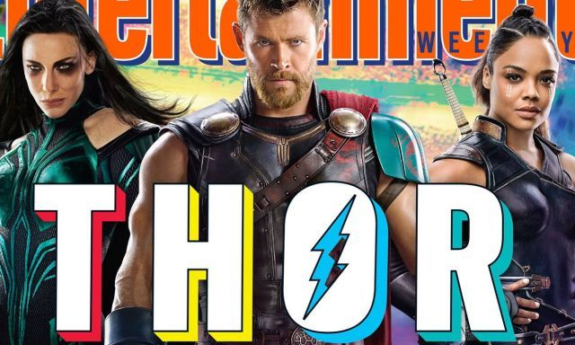 First Look at Thor: Ragnarok Featuring Hela and Valkyrie!   First look at Thor: Ragnarok featuring Hela and Valkyrie!  EW has released the cover for their latest issue which featuresMarvel Studios upcomingThor: Ragnarok and gives usa first look at the title characters new look as well as Cate Blanchetts Hela plus Tessa Thompsons Valkyrie! Check it out in the gallery below!  In Marvel Studios Thor: Ragnarok Thor is imprisoned on the other side of the universe without his mighty hammer and…