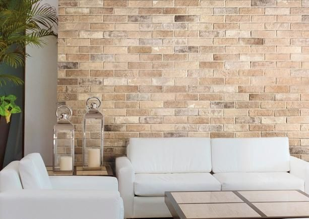włoski gres imitujący cegły