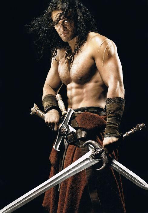 #JasonMomoa as #ConantheBarbarian.....