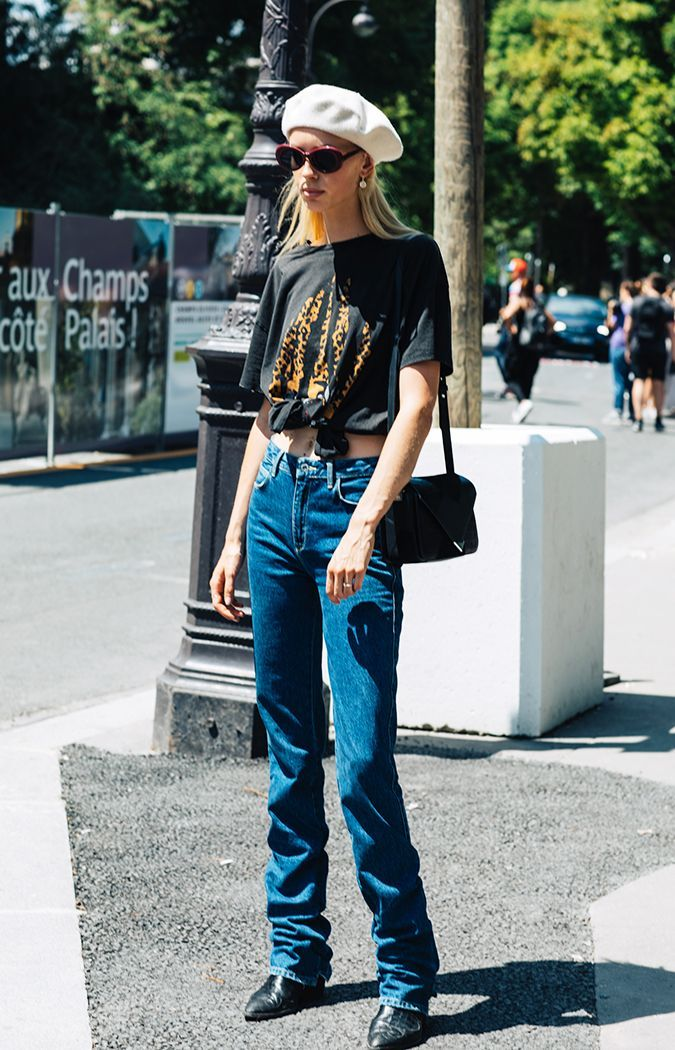 3b9e8d76 Here are 10 fresh ways to style your graphic tees this season, plus the  best ones to shop now.