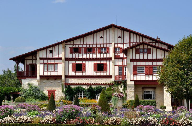 Villa Arnaga - Cambo les bains #paysbasque