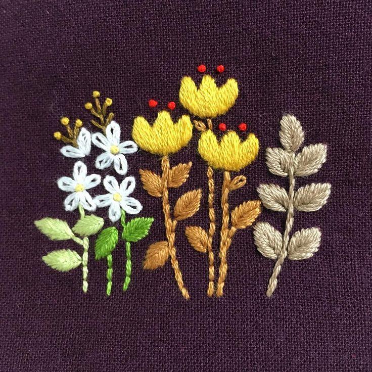 카메라론 담을수 없어 해놓고 혼자만족중ㅋㅋㅋ . . . #꽃보다자수 #embroidery #춘천프랑스자수 #프랑스자수 #꽃자수 #실물깡패