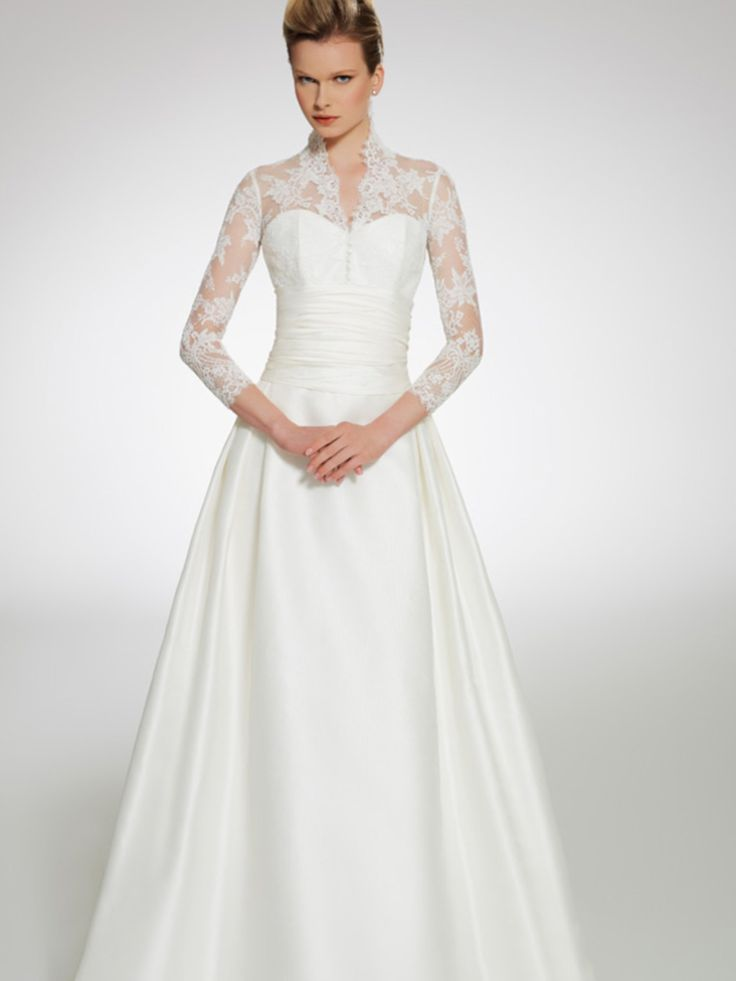 Wedding dress wedding mature 2nd time around brides for Mature women wedding dress