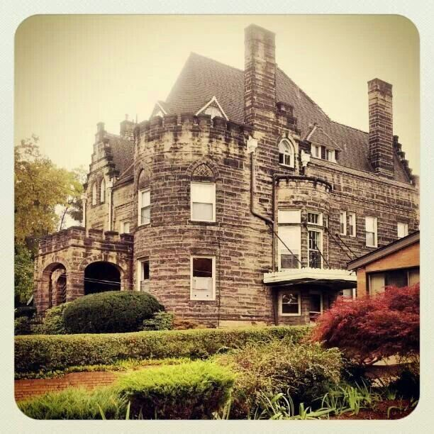 Pittsburgh Mansions