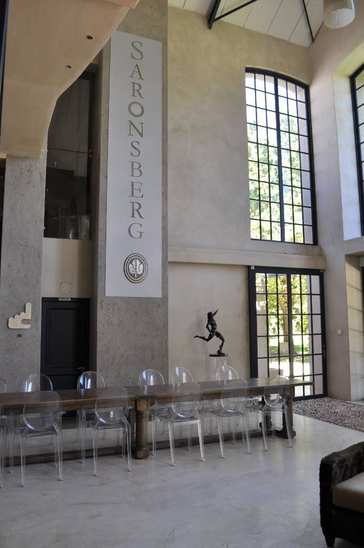 Saronsberg tasting room @Saronsberg Cellar Cellar Cellar Cellar #Saronsberg #LikePinWin #VineyardCottageContest