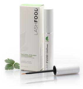 LashFood | Natural Eyelash Conditioner | Longer, Thicker, Stronger Lashes