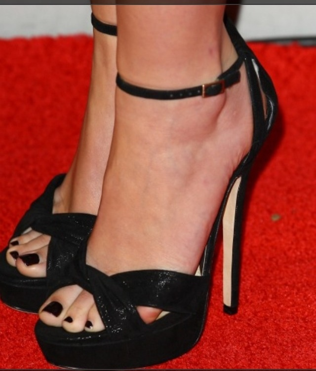 Black Nail Polish Foot: 10 Best Pedicures And Sexy Shoes Images On Pinterest