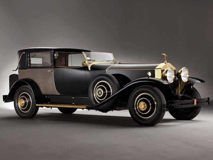 Rolls Royce Phantom Springfield Riviera Town Brougham by Brewster 1929  Rolls Royce Phantom Springfield Riviera Town Brougham by Brewster 1929  Photo 01   Car. 72 best Vintage Cars of the 1920s images on Pinterest   Vintage