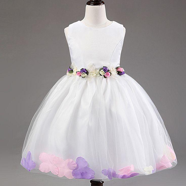 $14.98 (Buy here: https://alitems.com/g/1e8d114494ebda23ff8b16525dc3e8/?i=5&ulp=https%3A%2F%2Fwww.aliexpress.com%2Fitem%2FFlower-Girl-Dresses-for-Weddings-Pageant-Baby-Girl-Colorful-Princess-Dress-Toddler-Junior-Child-Bridesmaid-Costume%2F32628578647.html ) Flower Girl Dresses for Weddings Pageant Baby Girl Colorful  Princess Dress Toddler Junior Child Bridesmaid Costume Gift for just $14.98
